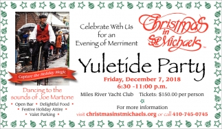 Yuletide Party