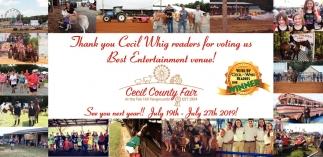 Best Entertaiment Venue