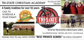 Tri-State Christian Academy