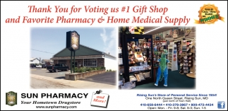 Favorite Pharmacy & Home Medical Supply