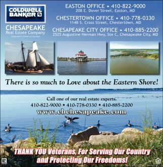 There is So Much to Love about the Eastern Shore!
