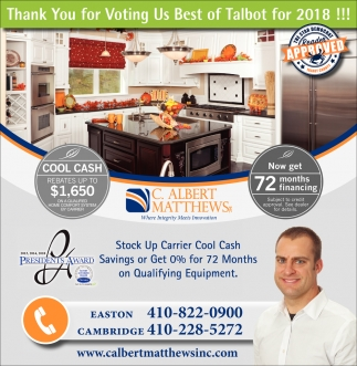 Best of Talbot for 2018