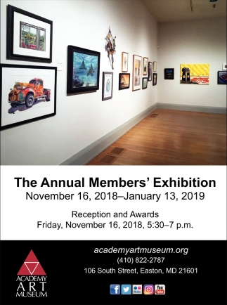 Annual Member's Exhibition