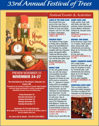 Festival Evnets & Activities