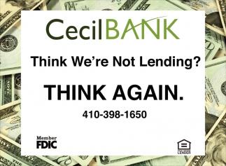 Cecil Bank