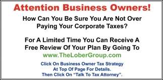 Attention Business Owners!