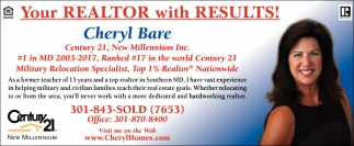 Your Realtor with Results!