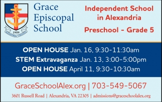 Independent School in Alexandria