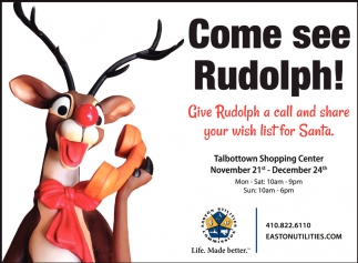 Come See Rudolph