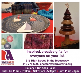 Inspired, Creative Gifts for Everyone on Your List