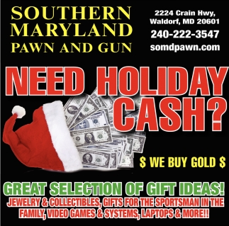 Need Holiday Cash?