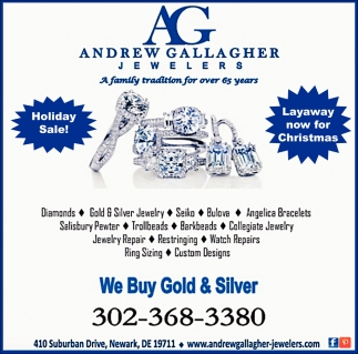 We Buy Gold & Silver