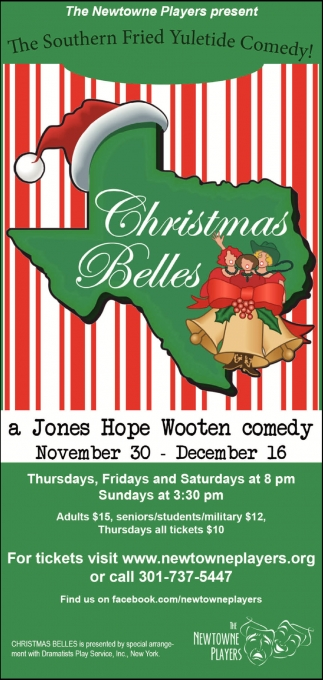 The Southern Fried Yuletide Comedy!