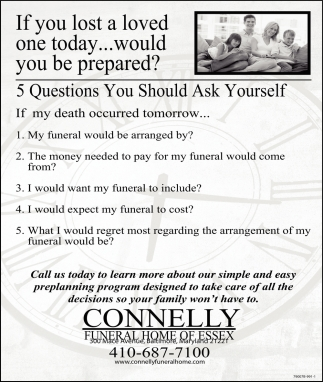 5 Questions you Should Ask Yourself