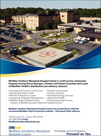 Emergency & Critical Care Services