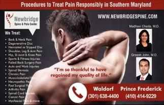 Spine & Pain Center