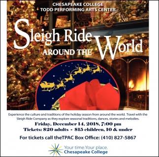 Sleigh Ride Around the World