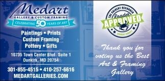 Best Art & Framing Gallery