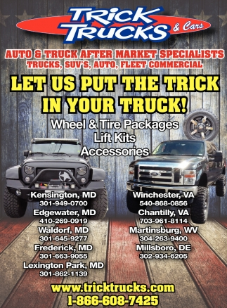 Auto & Truck After Market Specialists