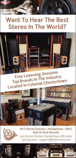 Free Listening Sessions
