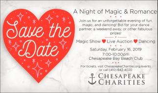 A Night of Magic & Romance