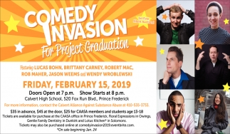 Comedy Invasion