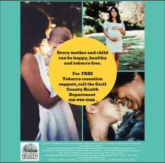 Free Tobacco Cessation Support