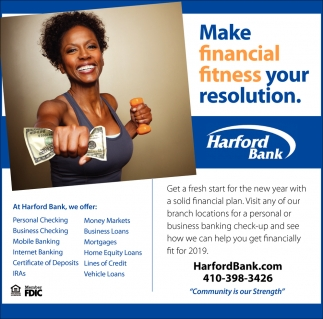 Make Financial Fitness Your Resolution