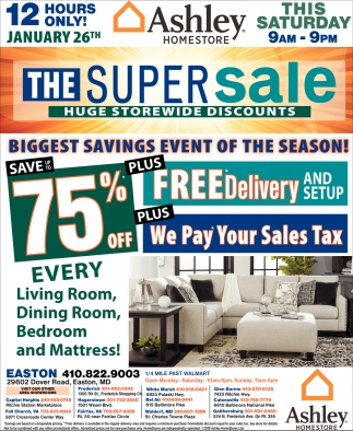 The Super Sale
