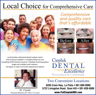 Local Choice for Comprehensive Care