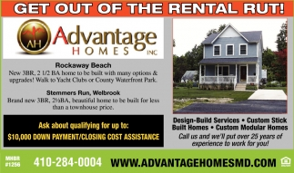 Get out of the rental rut!