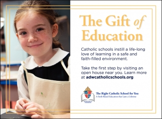 The Gift of Education