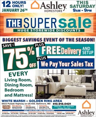 The Super Sale