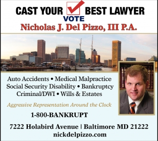 Cast Your Best Lawyer