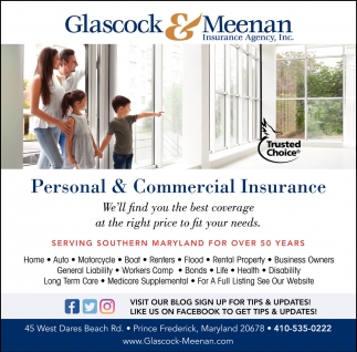 Personal & Commercial Insurance