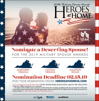 2019 Military Spouse Awards