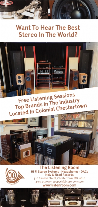 Want to Hear the Best Stereo in the World?