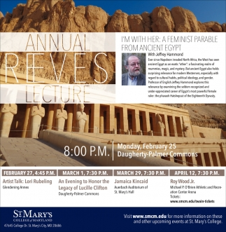 Annual Reeves Lecture