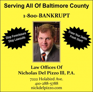 Serving All of Baltimore County