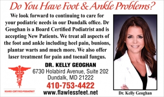 Do You Have Foot & Ankle Problems?