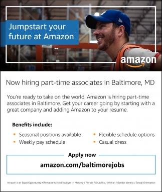 Your Future At Amazon Amazon
