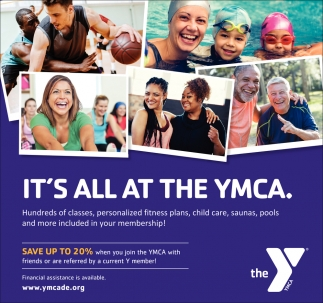 It's All at the YMCA