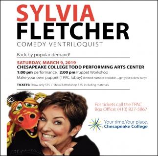 Sylvia Fletcher