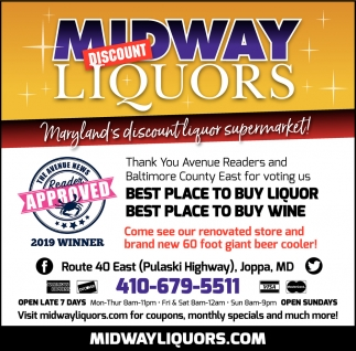 Best Place to Buy Liquor