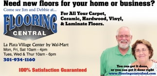 Need New Floors for Your Home or Business?