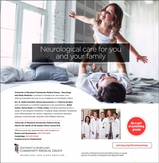 Neurological Care for You and Your FamilyCare