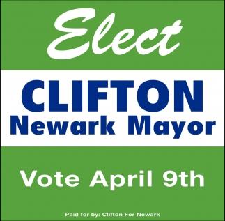 Elect Clifton