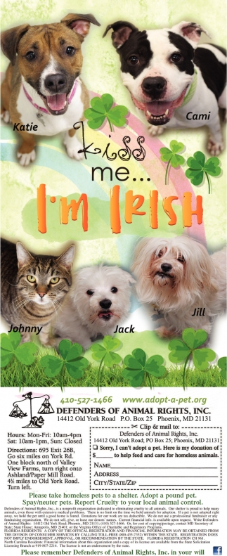 Kiss Me... I'm Irish