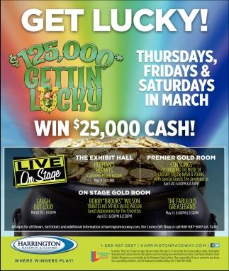 Get Lucky!
