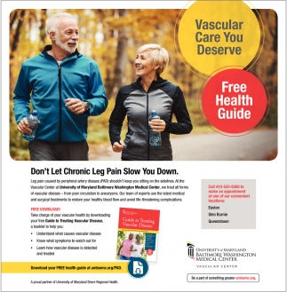 Vascular Care You Deserve